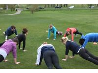 Outdoor Fitness Bootcamps in Stoke Park - £10 per session