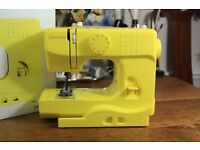 Sewing Machine (John Lewis Mini, Yellow)