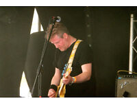 CLASSIC ROCK/BLUES LEAD GUITARIST AVAILABLE - LOOKING FOR OTHERS TO WORK WITH