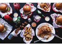 American Restaurant Looking for Wait Staff. Full/Part - time Pay from £7.50/Hour Plus Extras.