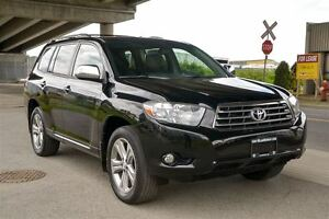 2009 Toyota Highlander V6 Limited 6 Passenger! Langley Location
