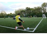 futbol en londres #futbol pachangas | clapham football games