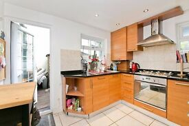 SUPERB ONE DOUBLE BEDROOM GARDEN FLAT IN CAMDEN CONSERVATION AREA! TREE LINED STREET! A MUST SEE!