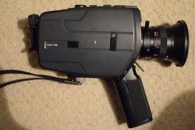 Bauer C104XL Super 8 Camera