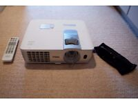 BenQ W1070 Full HD 1080P 2000 Lumens 3D Home Entertainment Projecto