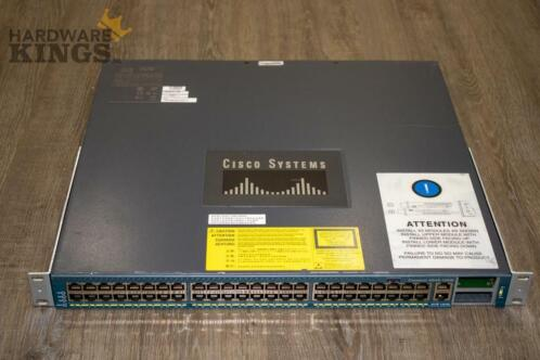 Cisco Catalyst 4948 10 Gigabit Ethernet Switch