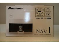 Pioneer NAV1 Radio with Ipod Docking Station