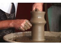 Wheel Thrown Pottery Weekend **5th & 6th August**