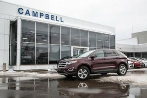 2017 Ford Edge SEL  11,000 KMS-AWD-NAV-LEATHER