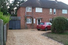 Newly Reburbished 2 Bed Semi-Detached House in Church Crookham, Fleet