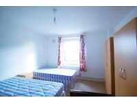**KENTISH TOWN Zone 2** Comfortable Twin Room, 5 min to underground, BEST OFFER IN PRICE!!! 34A