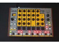 Akai Tom Cat Analog Drum Machine Effects Sample Pad