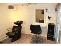 Salon services at mobile hairdressing prices @The Hair Hut off Ilford Lane near South Park