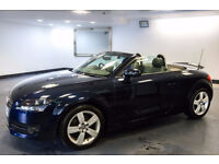 2008 58 AUDI TT 2.0 TFSI ROADSTER CONVERTIBLE 2D 200 BHP*2 YEARS WARRANTY*FINANCE AVAILAB