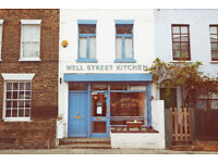 Friendly barista needed at Well Street Kitchen