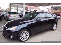 Lexus IS 220D 2.2 TD SE-I 4dr 2 OWNERS, 2 KEYS,FSH