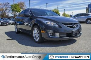 2013 Mazda MAZDA6 GT|HTD SEATS|ALLOYS|SUNROOF|LEATHER