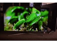 £324.99 - Samsung 40 inch KU6400 UHD 4K CRYSTAL COLOUR HDR SMART TV - WITH REMOTE AND WARRANTY