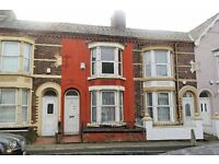 28 Antonio St, Bootle. 3 bedroom mid terraced house with double glazing and GCH. LHA welcome