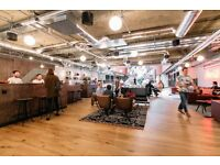 fully furnished office space ready for rent at OLD STREET LONDON