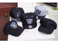 Oakland Raiders Mitchell & Ness NFL Snapbacks strapbacks & baseball caps