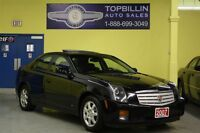 2007 Cadillac CTS 3.6L*LEATHER*SUNROOF*