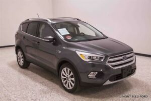 2018 Ford Escape Titanium 211$/by +applicable taxes