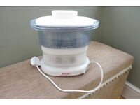 TEFAL Mini Compact Steamer - Excellent Condition