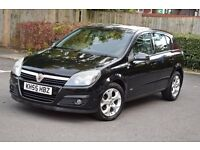 2006 (55) VAUXHALL ASTRA SXI 1.6 TWINPORT*3 MONTHS WARRANTY INCLUDED*NEW MOT & SERVICE**HIGH SPEC