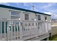 Caravan sleeps 6 beautifully located in Rye Harbour East Sussex