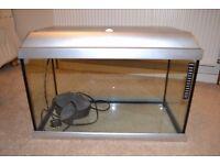 Elite style 60l tropical fish tank