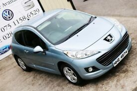 LATE 2010 PEUGEOT 207 1.4 HDI 68 BHP ** MILLESIM SPEC ** 3DR HATCHBACK (FINANCE & WARRANTY)