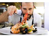 Experienced Sous Chef Wanted For Up-Market Italian Restaurant In Loughton Essex