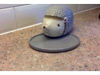 Hedgehog Butter Dish - cute