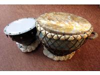 Nagara Drums from Rajasthan, India