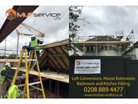 Barnet LOFT CONVERSIONS, EXTENSIONS, BUILDING & REFURBISHMENT, PAINTING & DECORATING