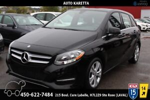 2015 Mercedes-Benz B-Class B250, BAS KILO, CLEAN CARPROOF, GARAN