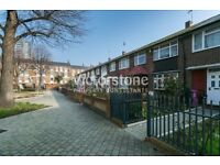 MUST SEE 2 DOUBLE BEDROOM PERIOD HOUSE AMAZING VALUE FOR MONEY CANARY WHARF MUDCHUTE