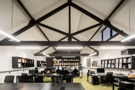 Beautiful coworking space in creative community - flexible terms available