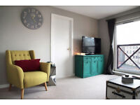 1 bedroom Leith flat, a throw away from The Shore