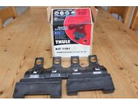 Thule 1191 fitting kit for Freelander w/out rook rails.
