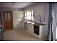 Solid Wood Kitchen, New Work Top