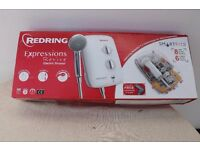 Redring Electric Shower New and Boxed