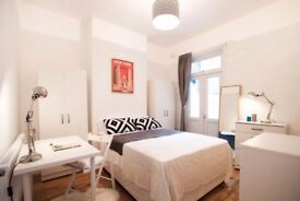 _AMAZING & MODERN ROOM IN CLAPHAM! CLOSE STATION