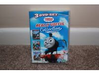 Thomas The Tank Engine. 3 DVD Set.