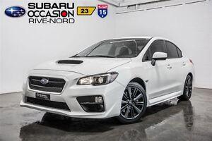 2017 Subaru WRX **BAS.KM**