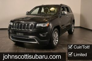 2015 Jeep Grand Cherokee Limited TOIT PANORAMIQUE