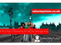 From £20/Hr Find Maths/Physics/ Chemistry/Biology/English Tutor – 'Select My Tutor'