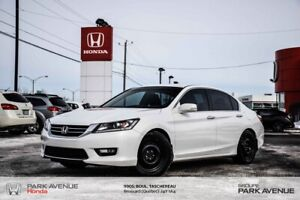 2014 Honda Accord Sedan Sport HITCH+SIÈGES CHAUFF.+8 PNEUS !