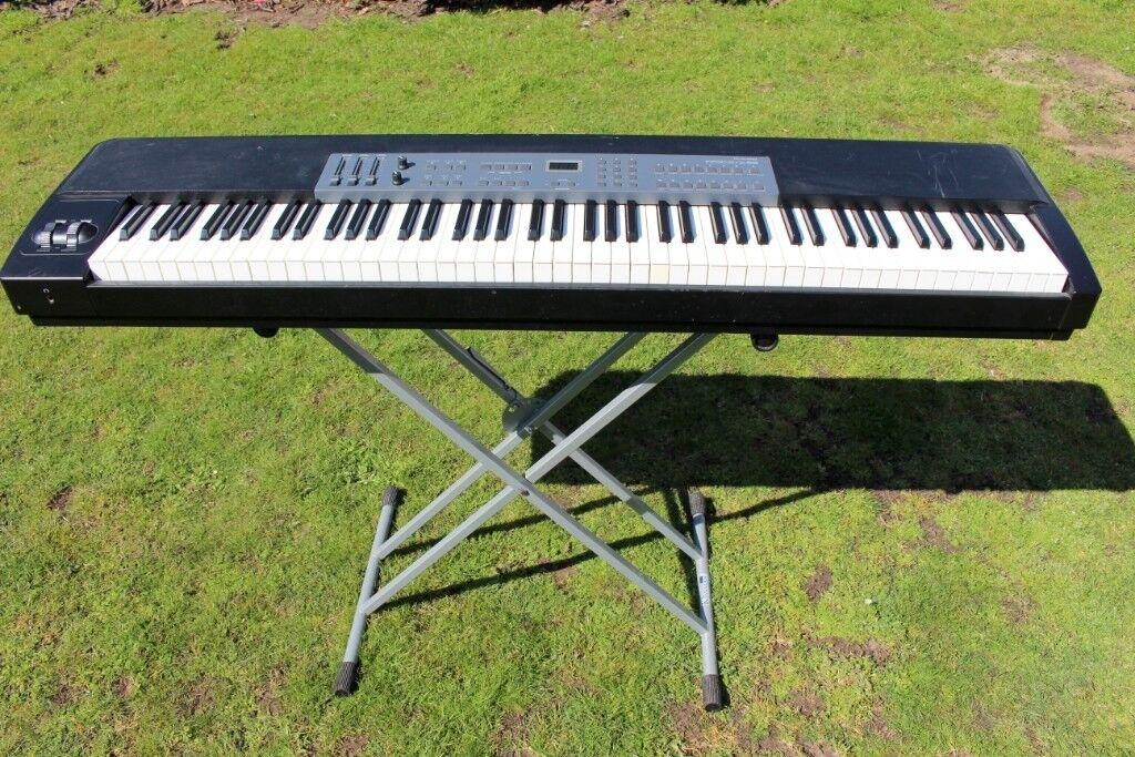 m audio prokeys 88 digital stage piano in hythe kent gumtree. Black Bedroom Furniture Sets. Home Design Ideas